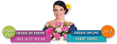 ORDER ONLINE at LE JARDIN FLOWER SHOP | CLICK HERE